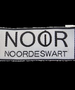 woven label noordeswart