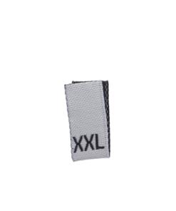 size label xxl extra extra large white