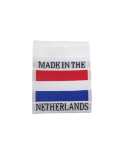 clothing label made in netherlands 1