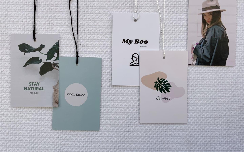 custom hangtags with cord group