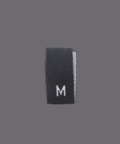 size label m medium black