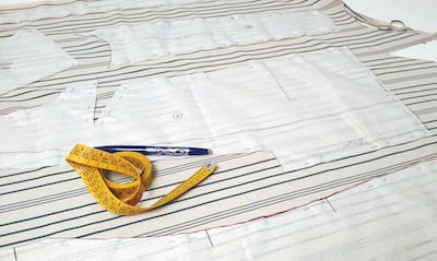Sewing clothing patterns for beginners