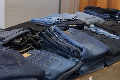 sewing projects old jeans