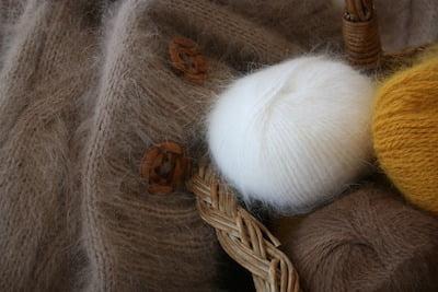 sewing wool