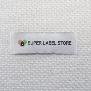 Custom clothing labels logo