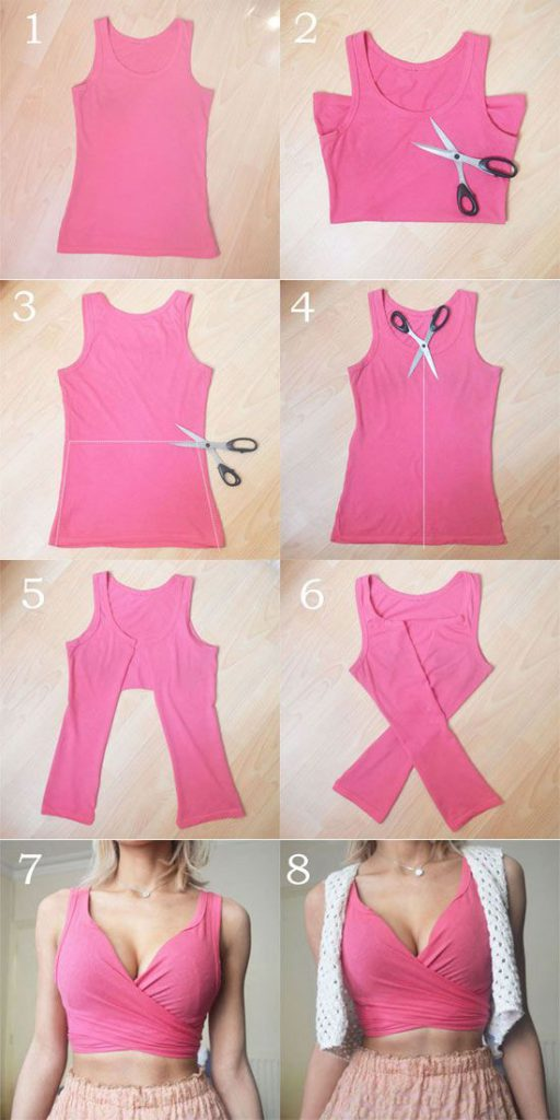 now sew diy clothing top instructions
