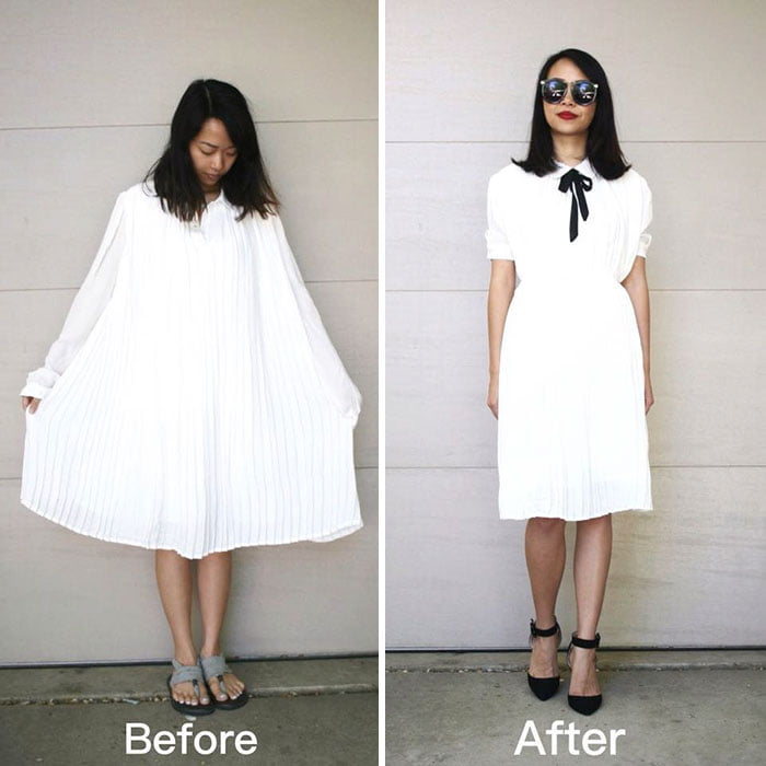 cool upcycling ideas clothing