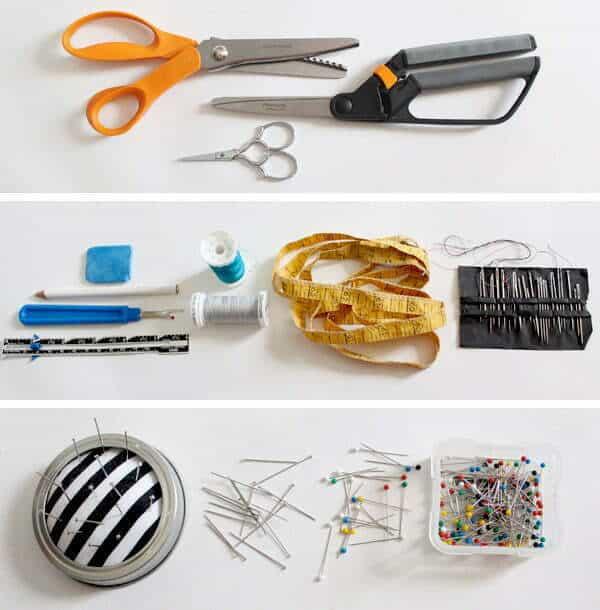 Basic sewing kits