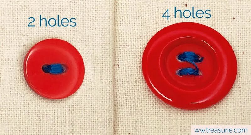 how to sew buttons with a machine