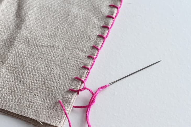 How to sew simple