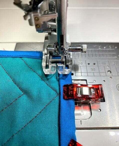Sewing clips vs pins
