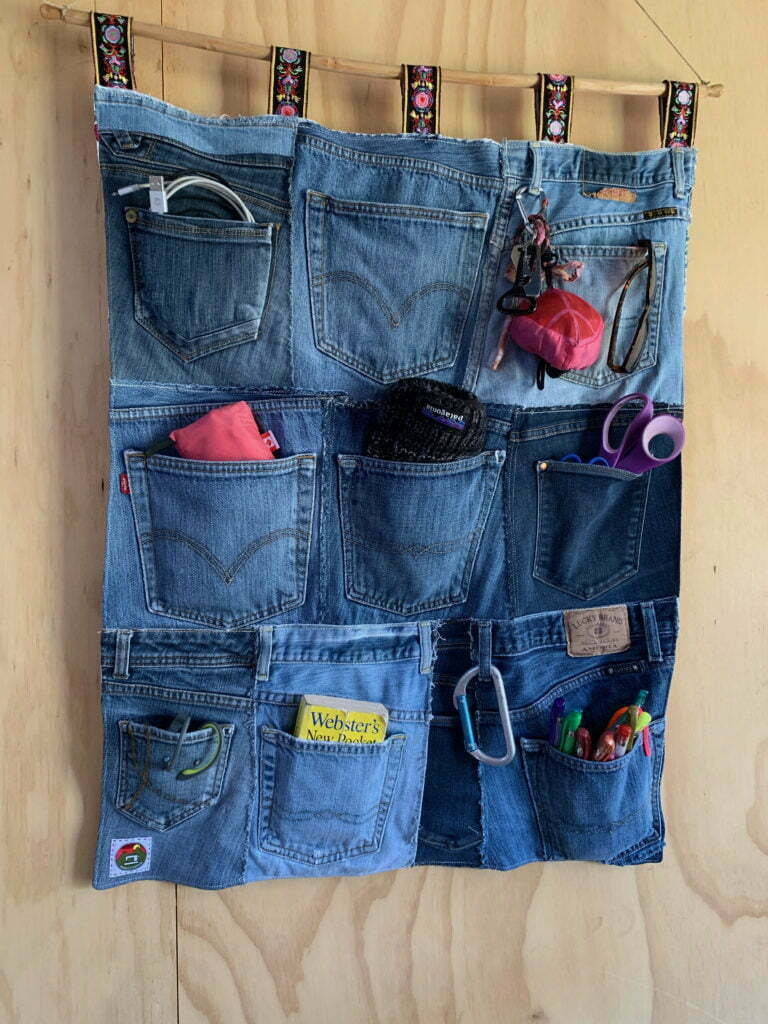 Upcycle my jeans