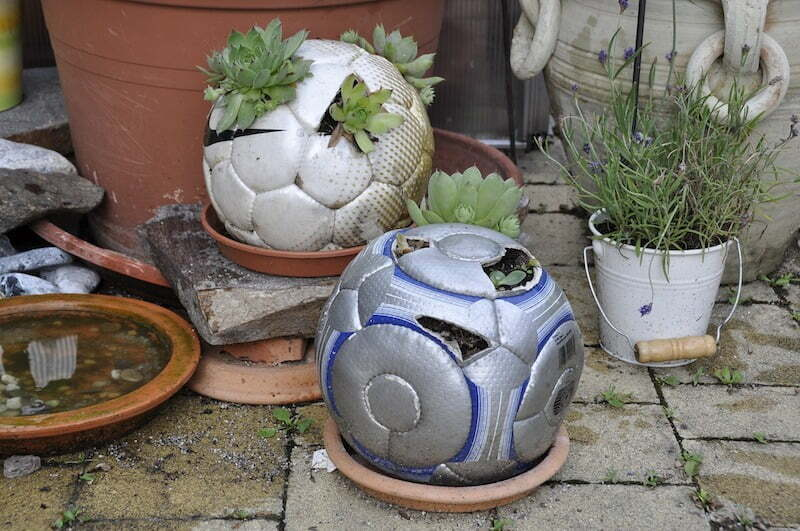 Upcycling and recycling