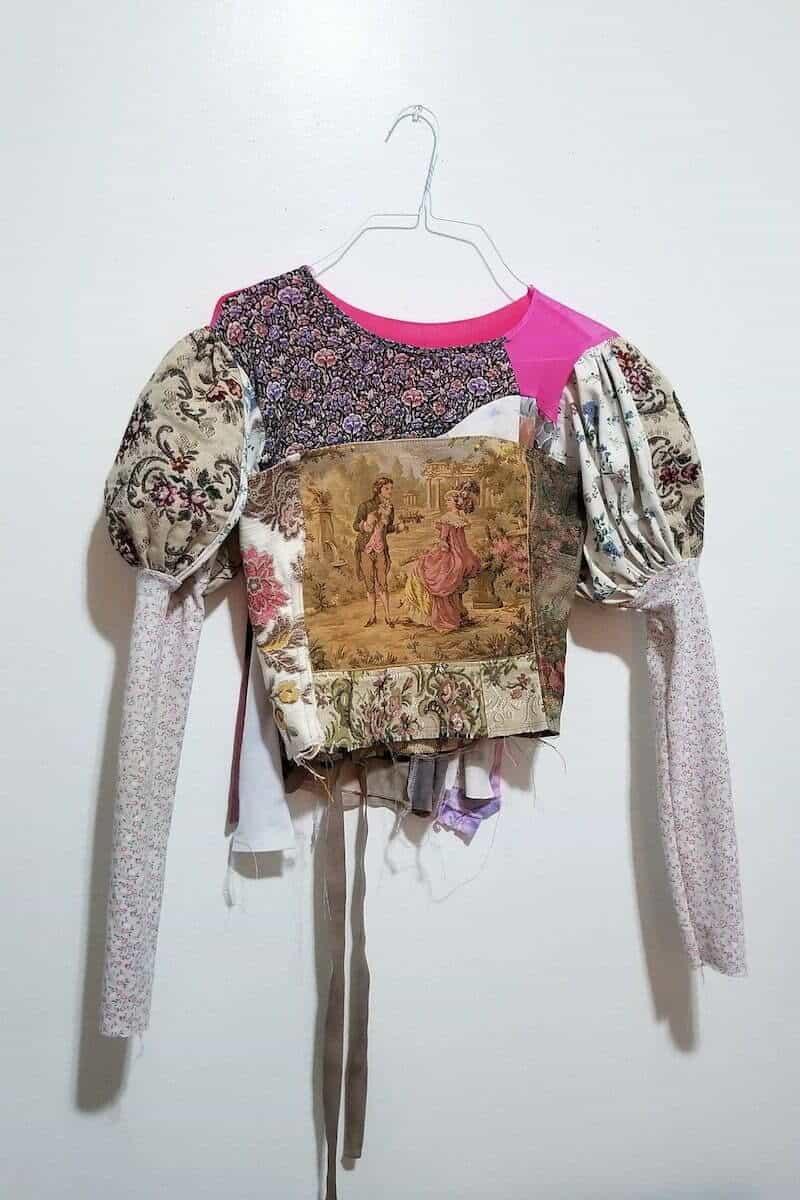 Upcycling fashion designers
