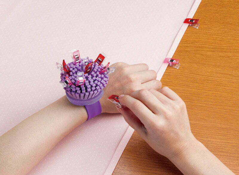 Wonder sewing clips wrist