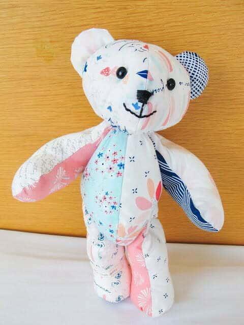 Bear sewing patterns