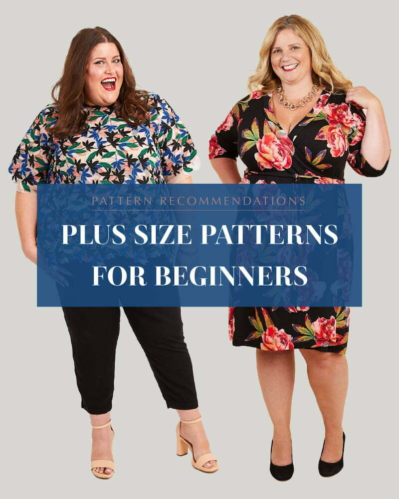 Cashmerette plus patterns for beginners