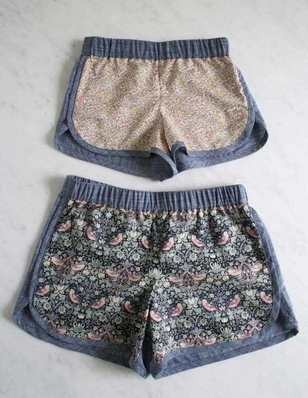 City gym shorts