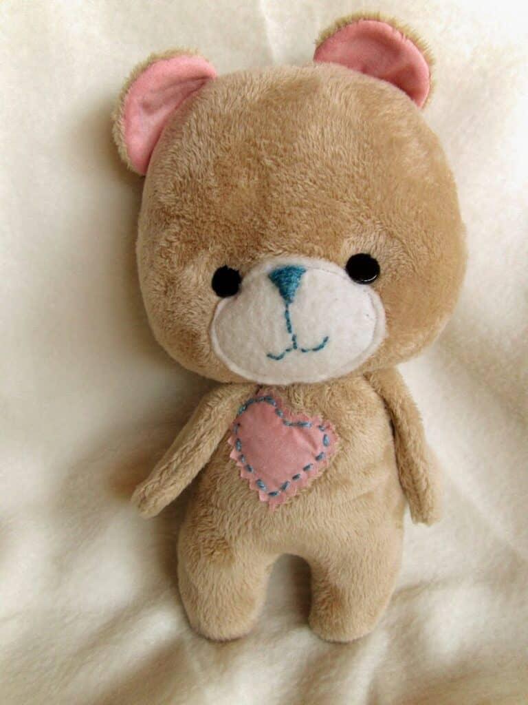 Diy sweetie bear sewing pattern