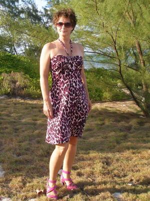 Easy summer halter dress pattern