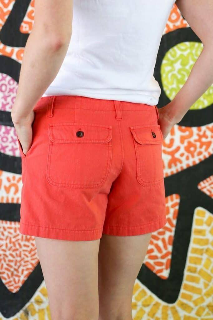 Free ladies shorts patterns