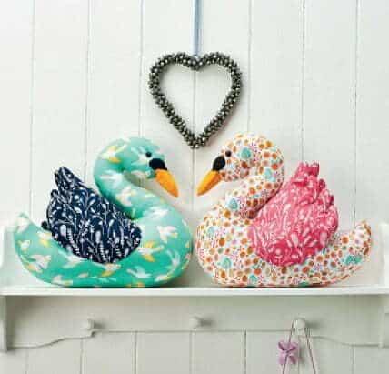 Free sewing patterns stuffed animals