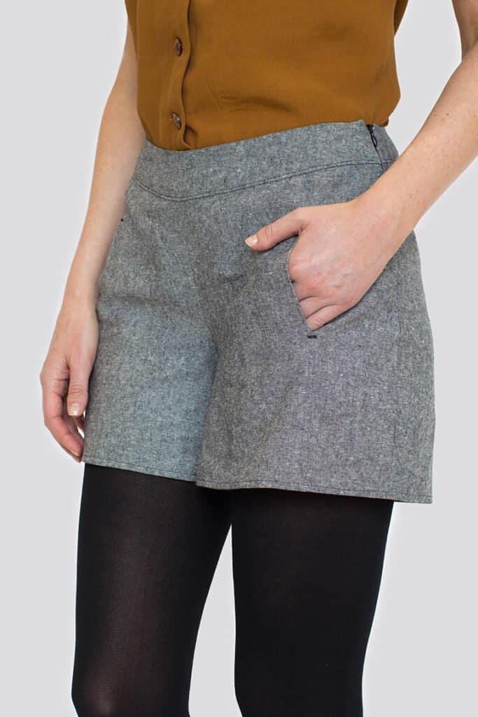 Free shorts patterns