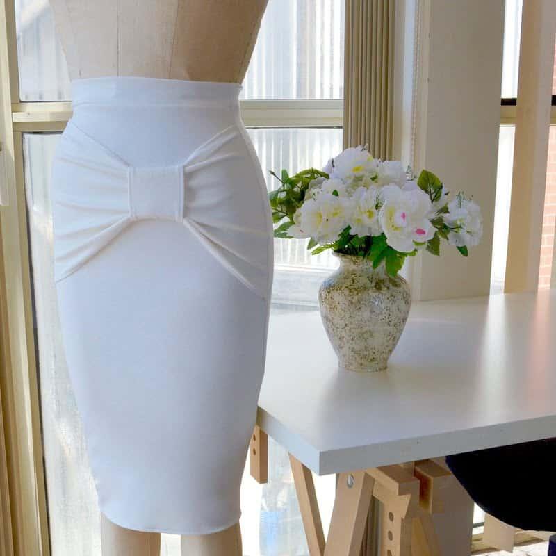 Skirt sewing patterns free