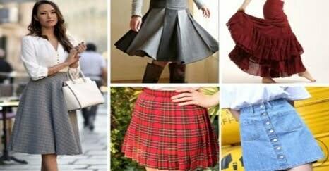 Skirt sewing patterns
