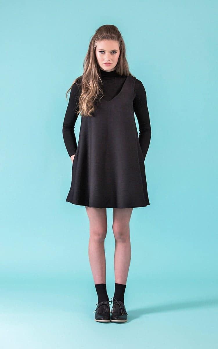 Sway dress sewing pattern