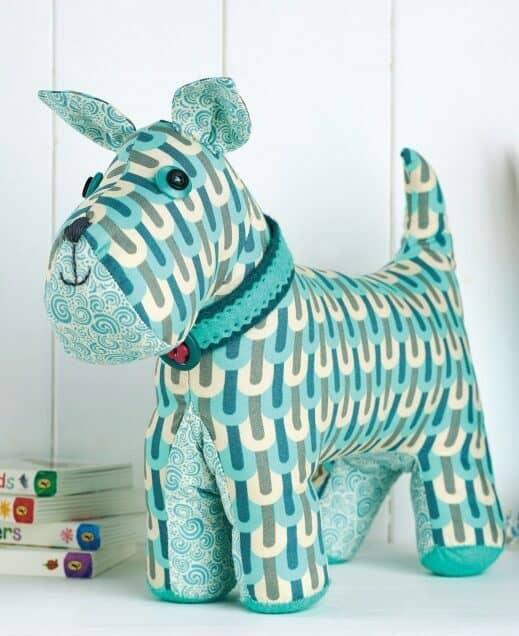 Toy animal sewing patterns