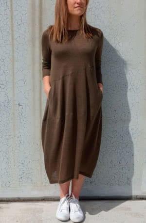 Venice knit dress