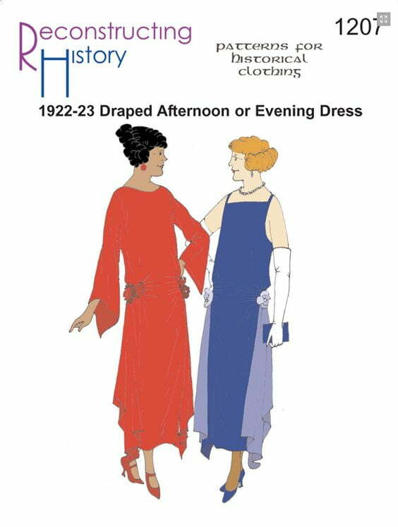 Vintage sewing patterns reproductions