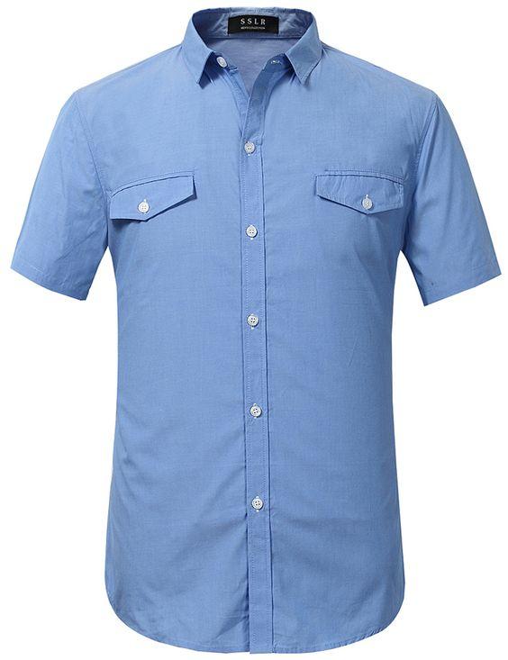 Basic plain shirt