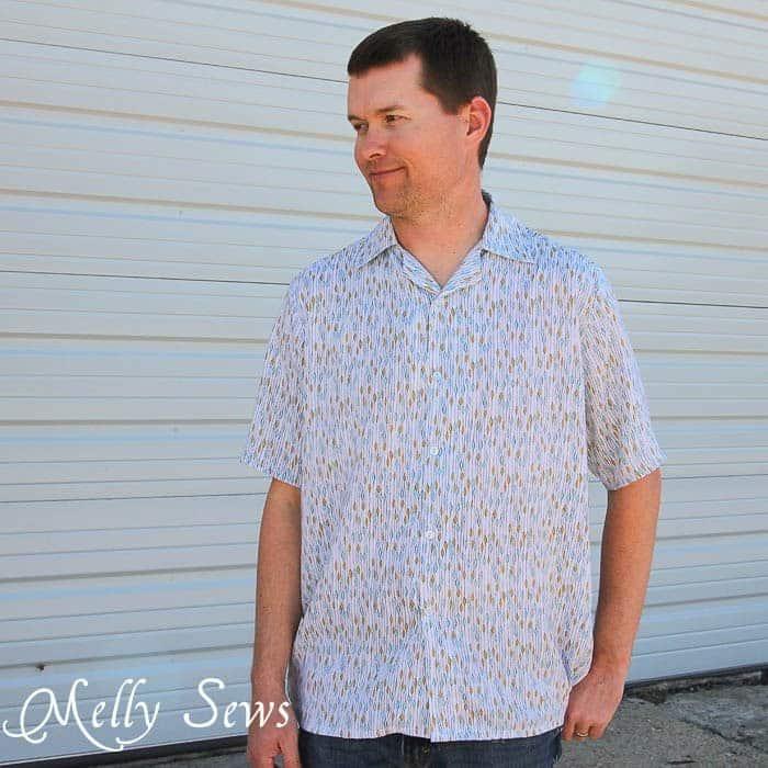 Blank slate patterns mens shirt