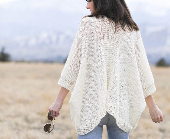 Breckenridge knit sweater