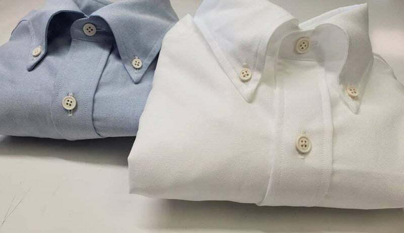 Button down collar mens shirts