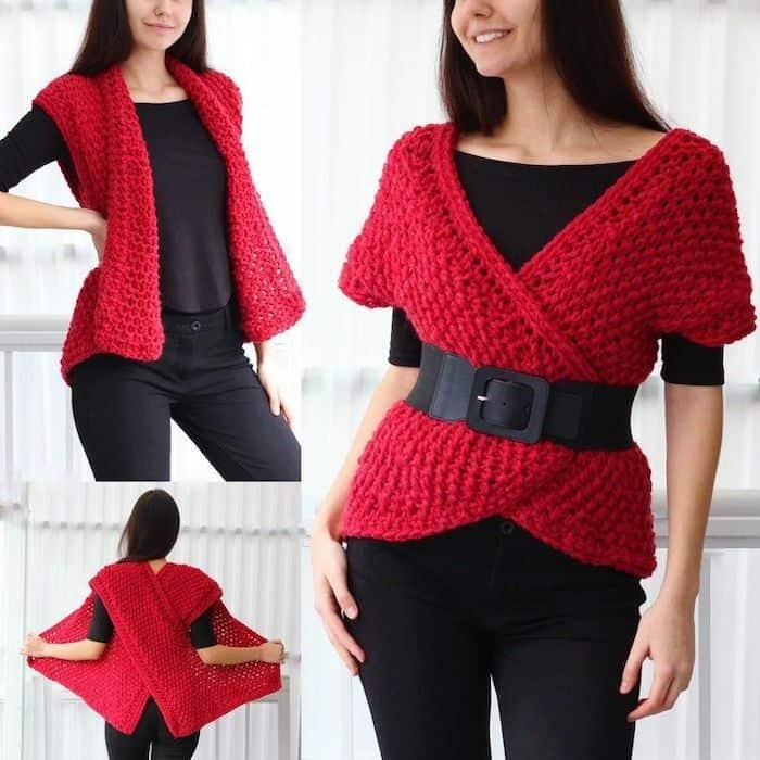 Dara infinity vest