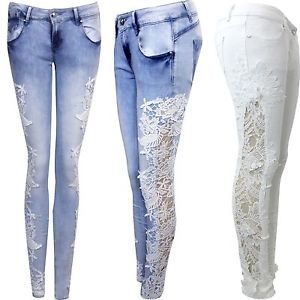 Different types of jeans for women
