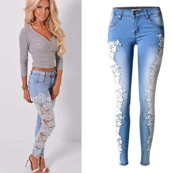 Different types of womens jeans