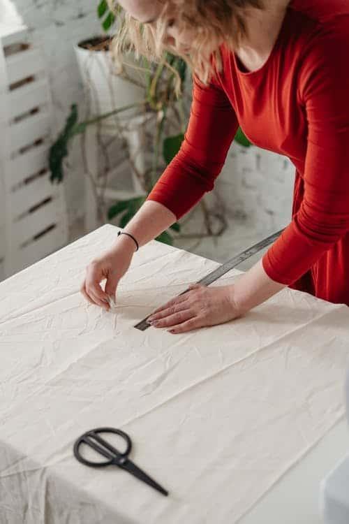 Diy sewing table