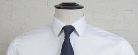 English spread collar