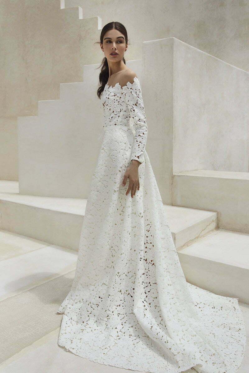 Hampton wedding dress