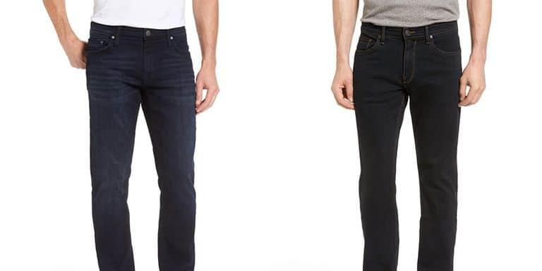 Jeans athletic men