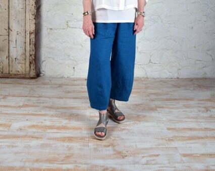 Lantern pants sewing pattern