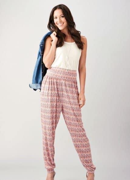 Pants sewing patterns