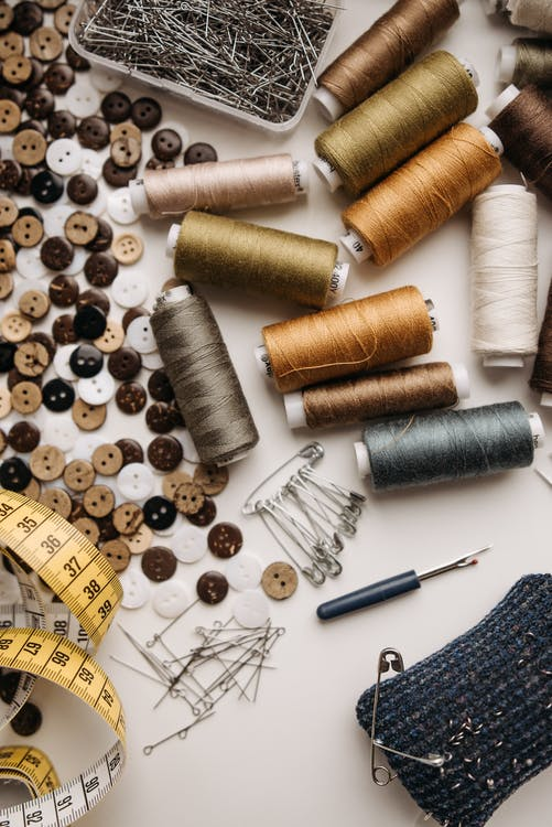 Sewing accessories list