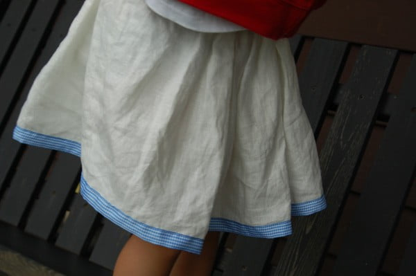 Skirt sewing patterns for kids