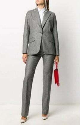 Slim pants sewing pattern
