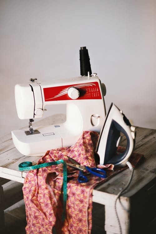 Types of sewing equipment